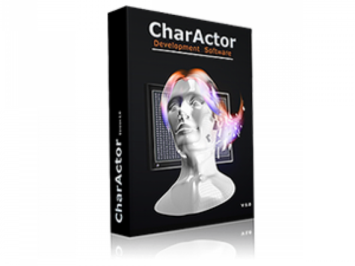 CharActor - 3D Engine for Avatar-Interaction
